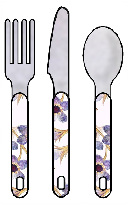 423x679 Knife And Fork Spoon And Fork Clipart Free Images