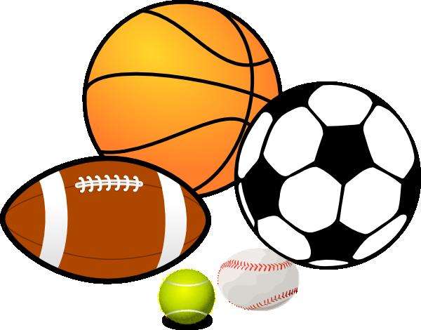 600x470 Sport Balls Clipart