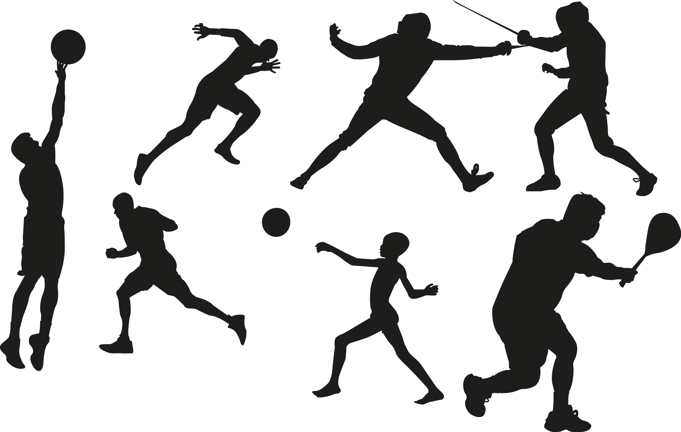 2340x1483 Free sports clip art pictures clipartix