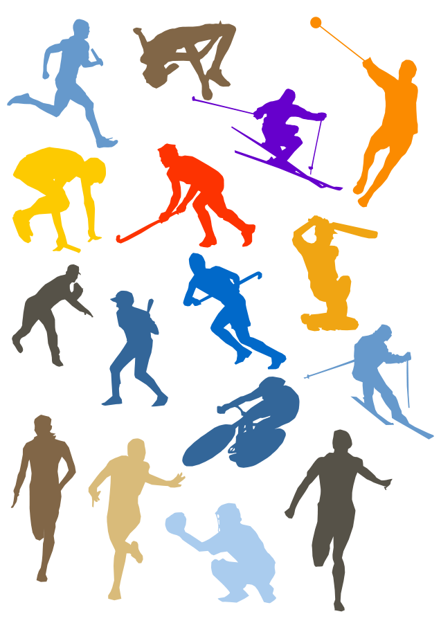 637x900 Sports clip art free printables free clipart images 5