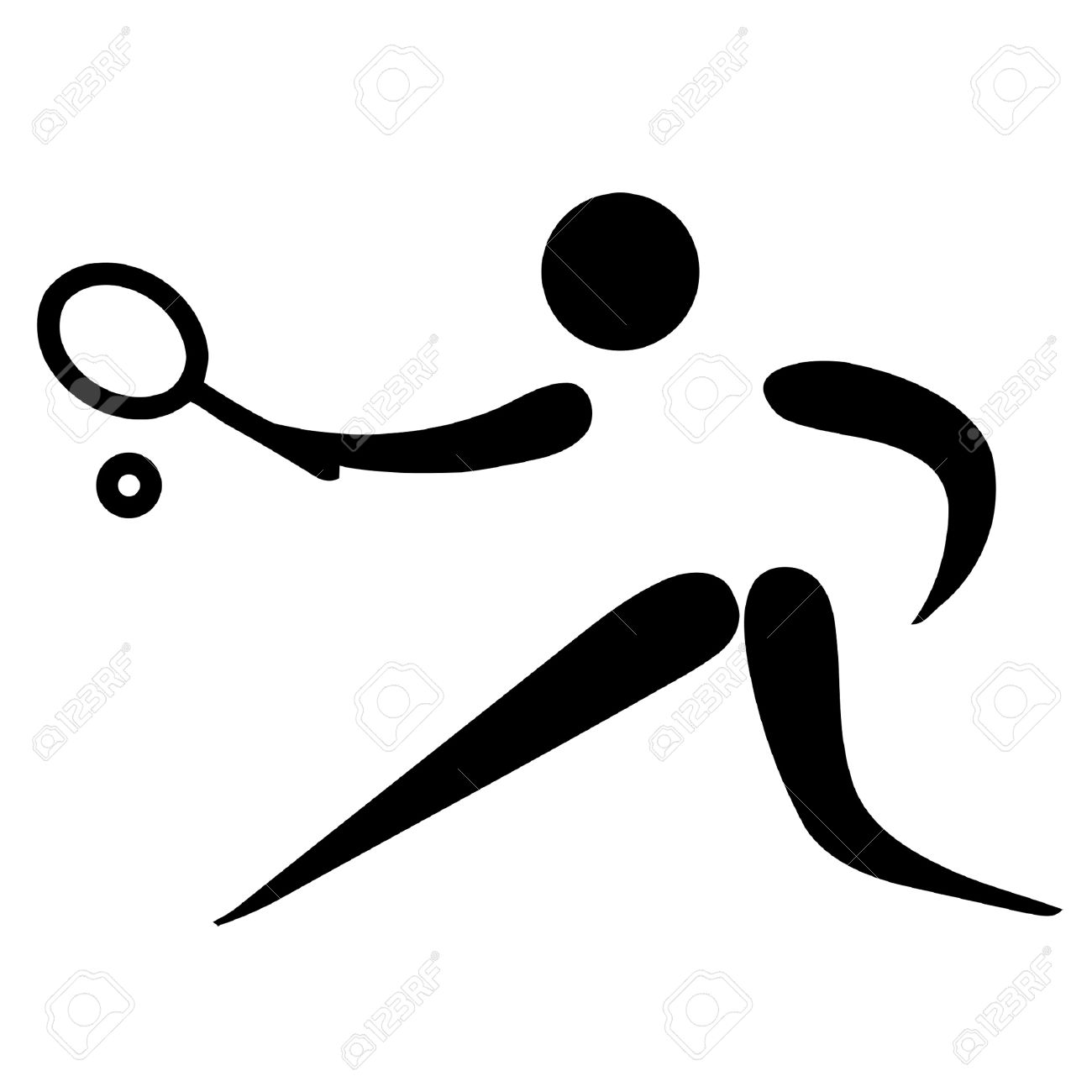 1300x1300 Sport Clipart Symbol Athletics