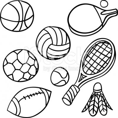 400x400 Clipart Black And White