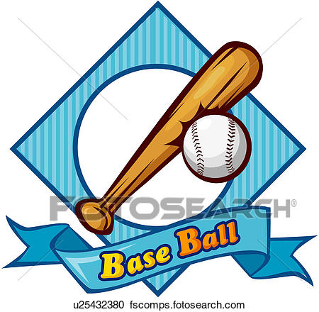 450x440 Clipart Of Sport, Sports Equipment, Ball, Baseball Goods, Baseball