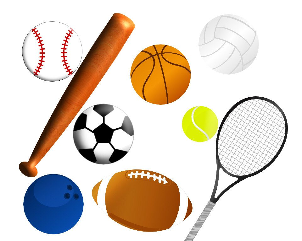 960x768 Shocking Ideas Clipart Sports Top 87 Clip Art Free Image