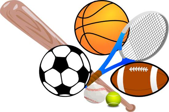 550x365 Top 84 Sports Clip Art