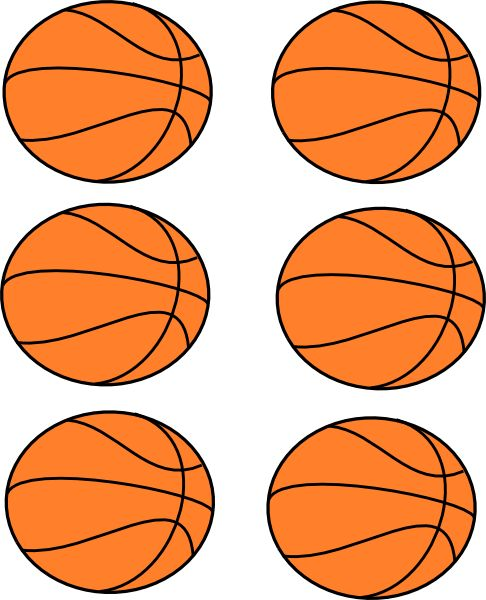 486x600 Best 25+ Basketball clipart ideas Free basketball