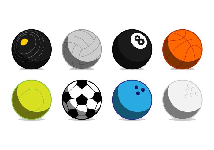 700x490 Free Sports Ball Icon Vector