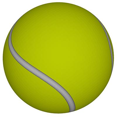 400x400 Geometry Of Sports Balls