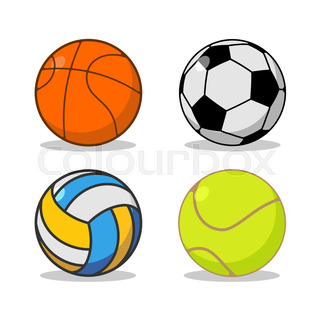 320x320 Angry Soccer Cartoon Ball Isolated On White Background Stock