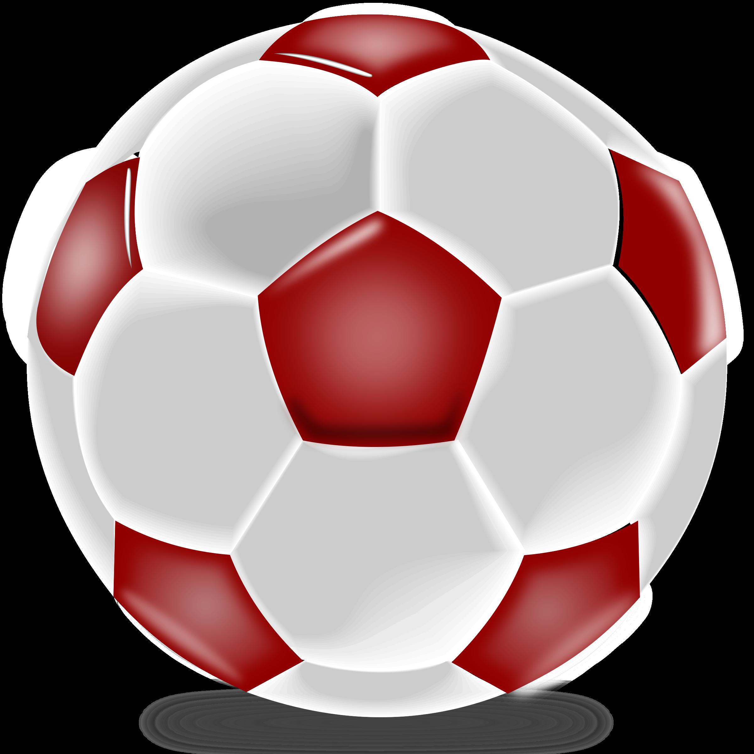 2400x2400 Realistic Clipart Soccer Ball