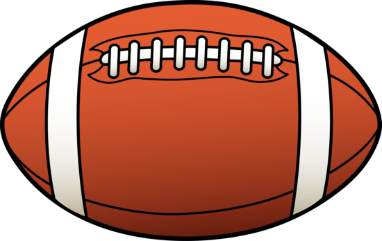 550x348 Rugby Ball Or American Football