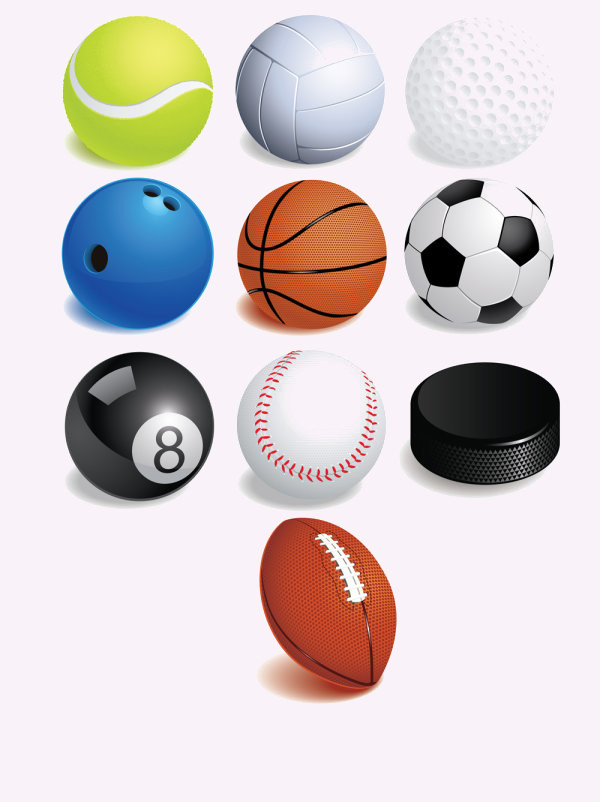 Sports Balls Images