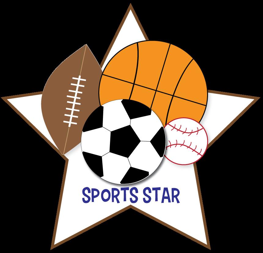 861x828 Free Sports Balls Clipart Image
