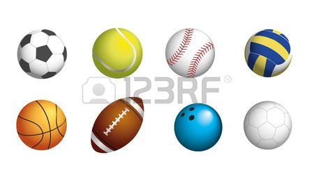 450x258 249,981 Sports Balls Cliparts, Stock Vector And Royalty Free