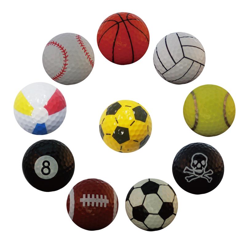 800x800 Novelty Golf Balls Jc Golf Accessories