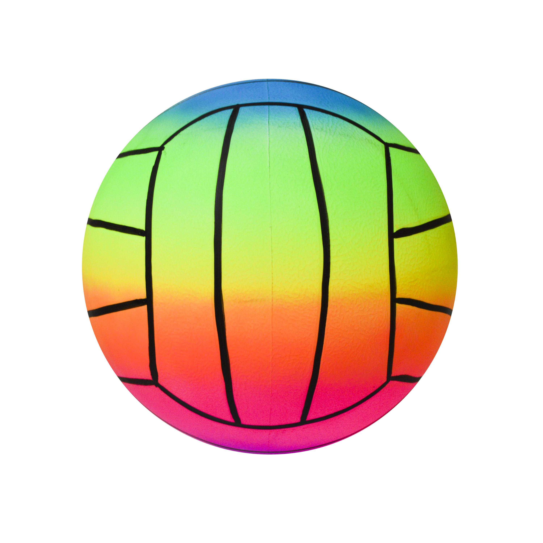 3000x3000 Rainbow Spray Sport Balls