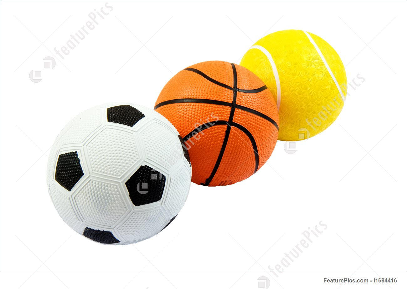 1300x926 Sports Balls Stock Photo I1684416