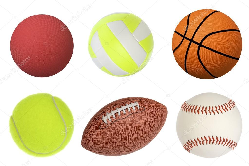 1023x685 Sports Balls Stock Photo Kelpfish