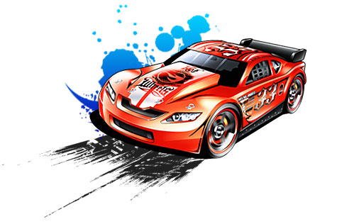 Sports Car Clipart