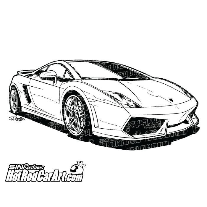 700x700 Lamborghini Gallardo