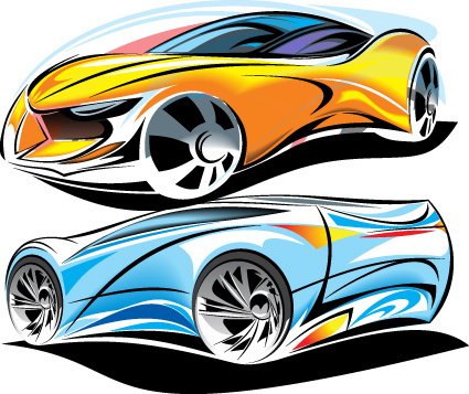 425x357 Sports Car Icon Vector Art Free Vector Download (216,464 Free