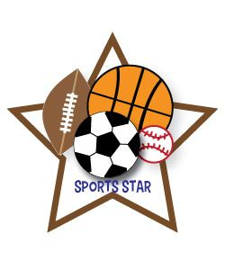 250x300 Top 84 Sports Clip Art