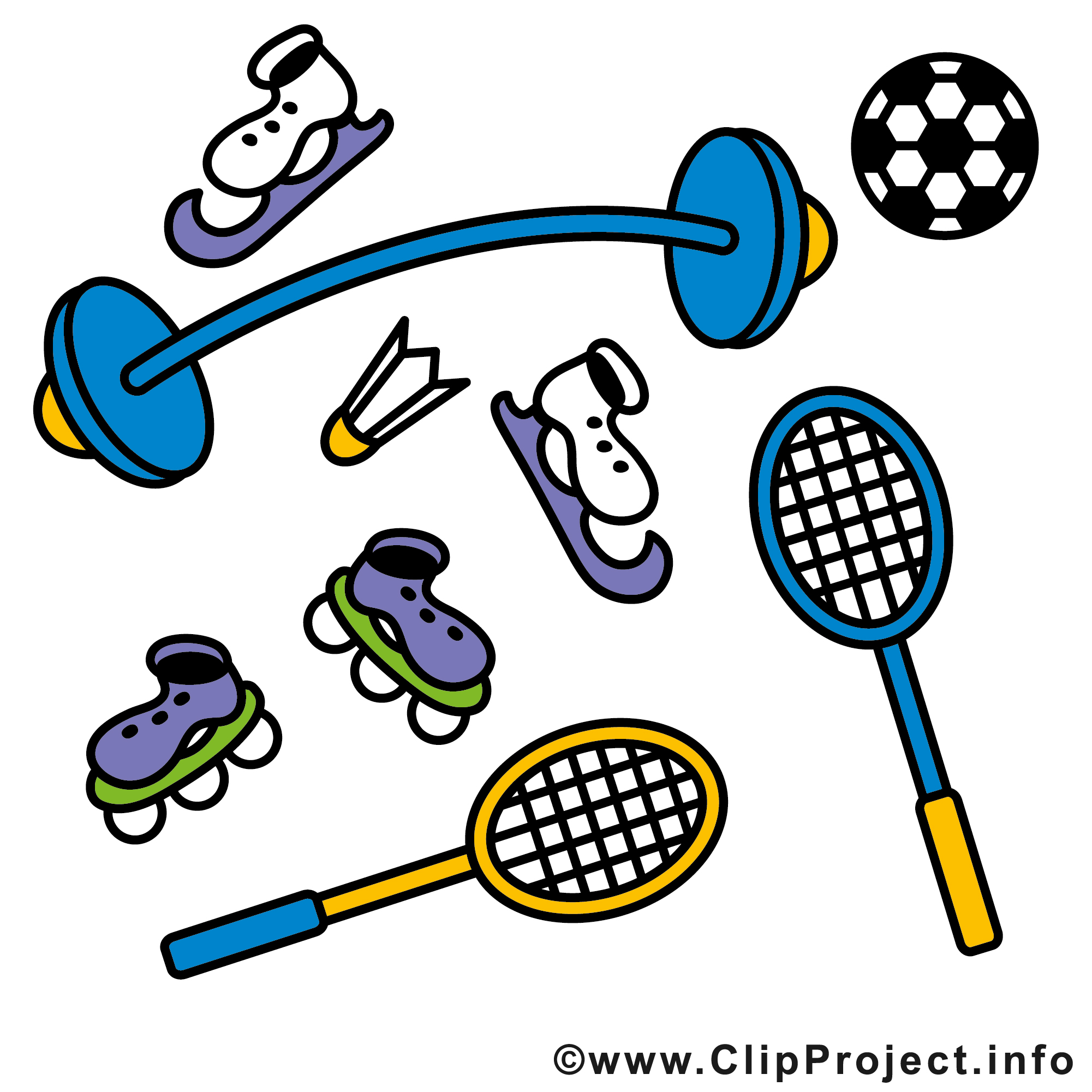 2001x2001 Sport Clip Art Sports Camp
