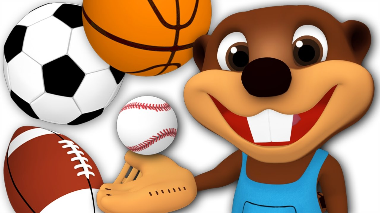 1280x720 Kids Go Play Busy Beavers Play With Sport Balls, Children'S