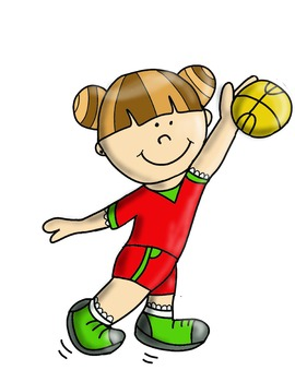 270x350 Sports Kids Clip Art By Fun Creatives Teachers Pay Teachers