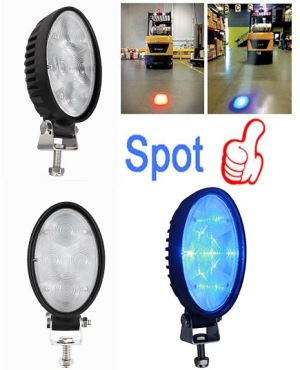 300x370 Xrll Blue Spot Forklift Safety Lights,led Driving Warning Point