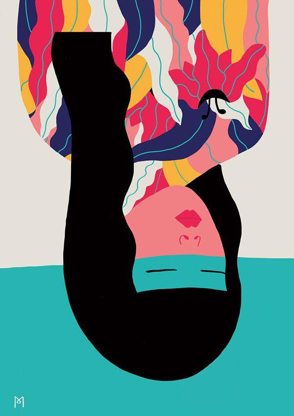 600x849 Illustrator Spotlight Michela Picchi Berlin Germany