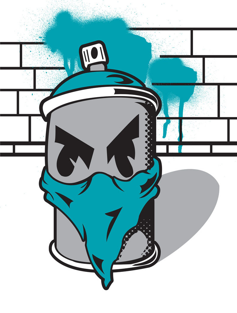 778x1027 Drawing Spray Paint Cans Spray Can Graffiti Free Download Clip