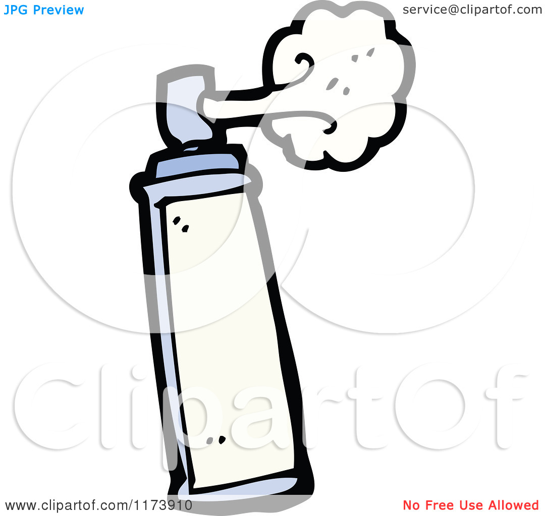 1080x1024 Paint Spraying Clipart