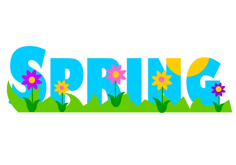 822x575 Spring Clipart Spring Is Here