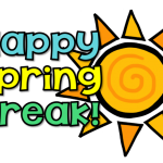 150x150 Spring Break Clip Art Clipartion Spring Break Clip Art