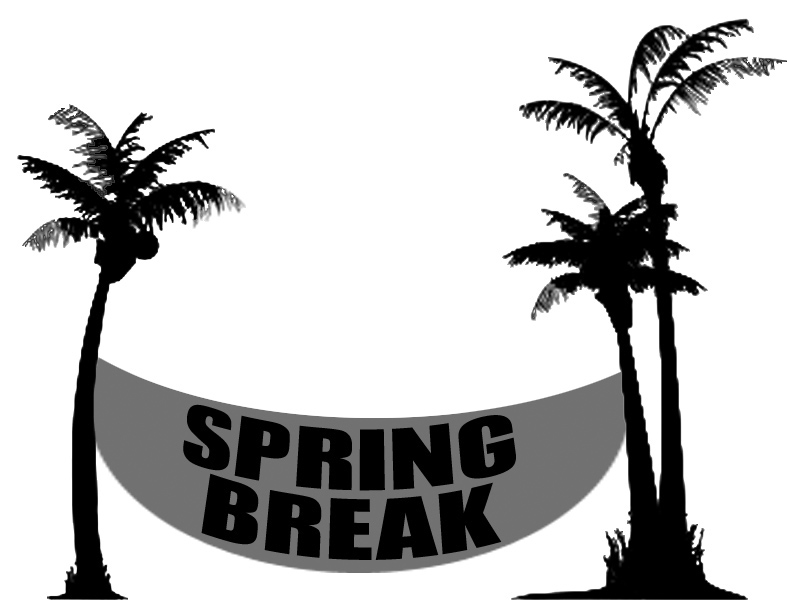 787x600 Spring Break Clip Art 11