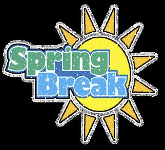 322x293 Spring Break Clip Art Clipart 2