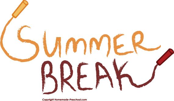 571x332 Summer School Break Clipart 2
