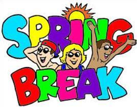 268x209 Spring Break Clipart Easter