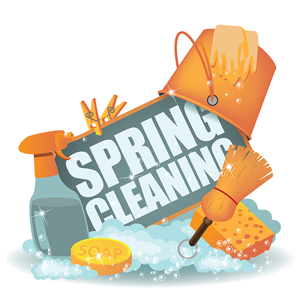 614x614 Office Clipart Spring Cleaning