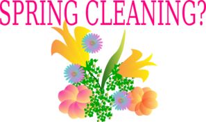 297x177 Spring Cleaning Clip Art