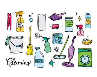340x270 Spring Cleaning Icon Etsy