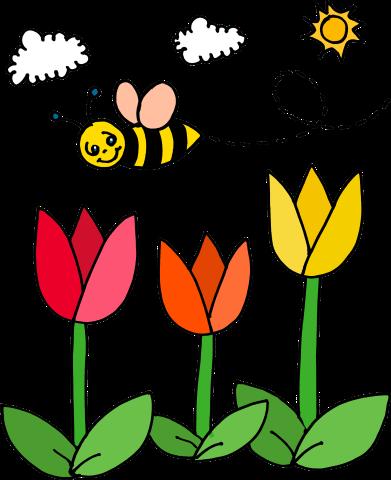 391x480 Top 94 Spring Clip Art