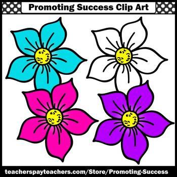 350x350 Clip Art, Mini Set, Spring Or Summer Clipart For Bulletin Boards Sps