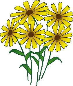 252x298 Free Clip Art Flowers