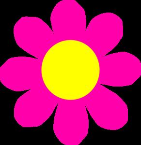 291x300 Spring Flower Clip Art