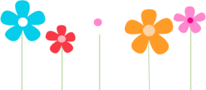300x131 Spring Flowers Spring Flower Clip Art Images Clipart