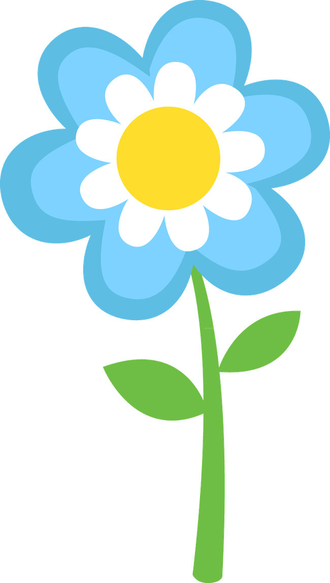 Spring Flower Clipart | Free download on ClipArtMag