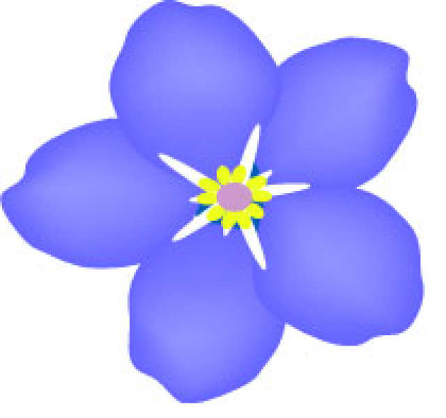 640x600 Top 98 Spring Flowers Clip Art