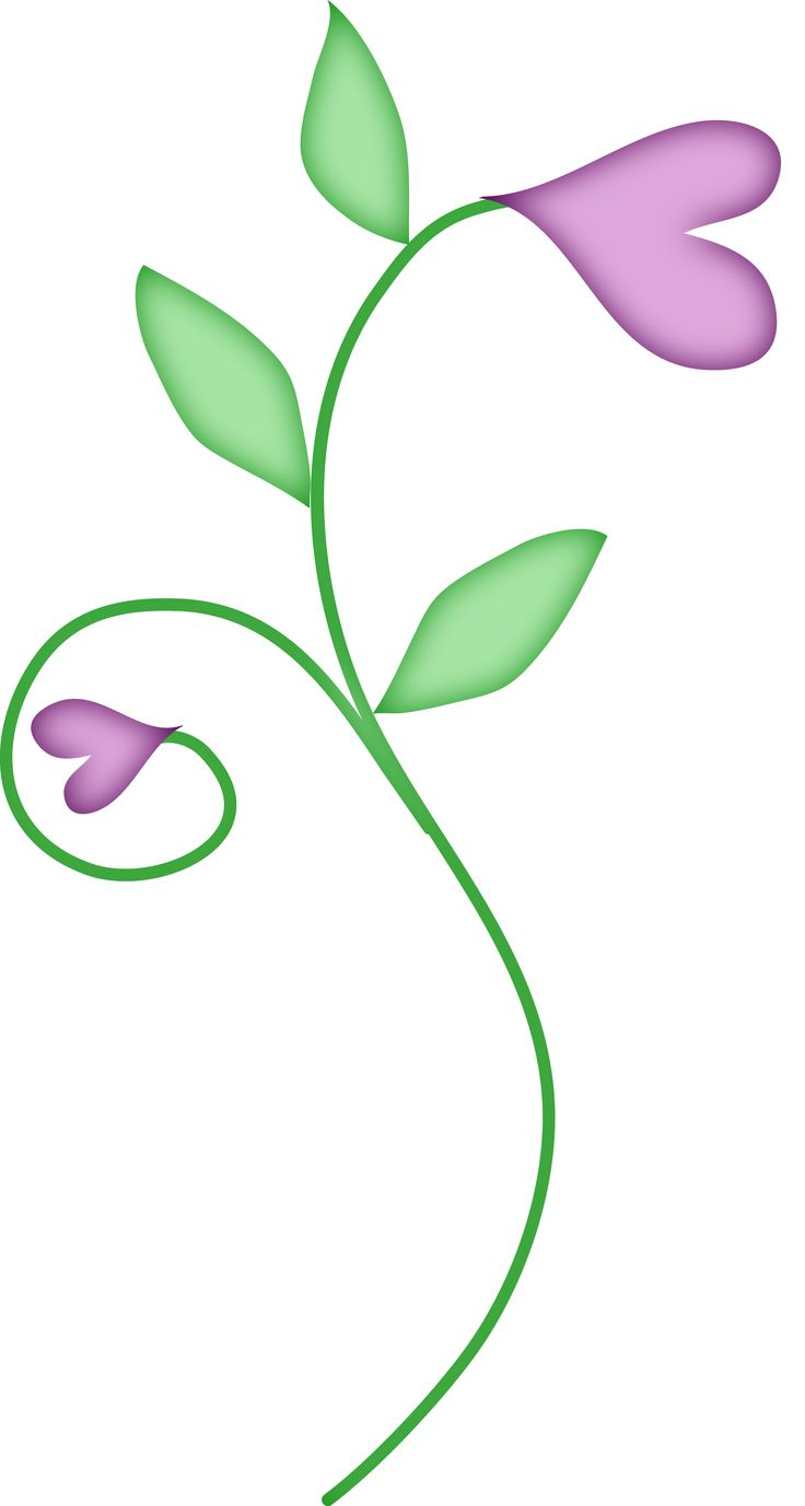 Spring Flowers Borders Clipart | Free download best Spring Flowers ...